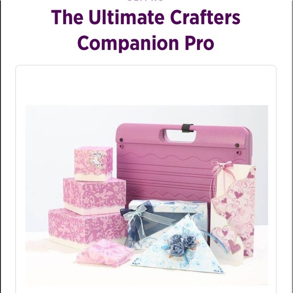 *NWOT* Ultimate Crafter's Companion All-in-one kit